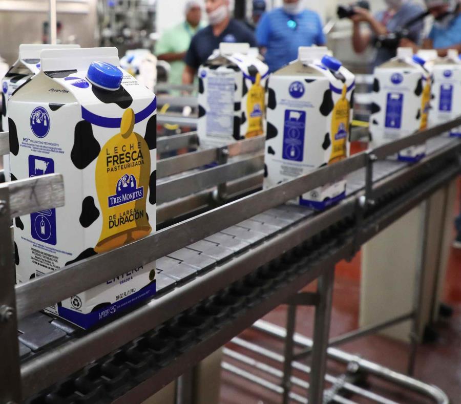 Ahora la leche fresca tiene una duración de 12 días. (semisquare-x3)