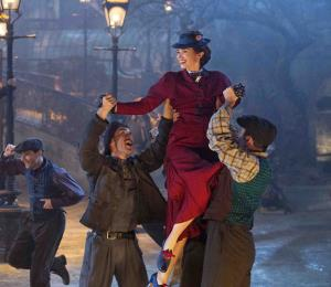 Emily Blunt es perfecta como Marry Poppins
