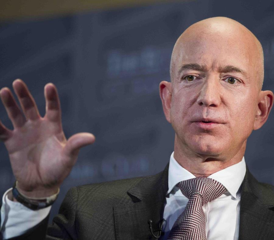Jeff Bezos, director general de Amazon. (AP) (semisquare-x3)