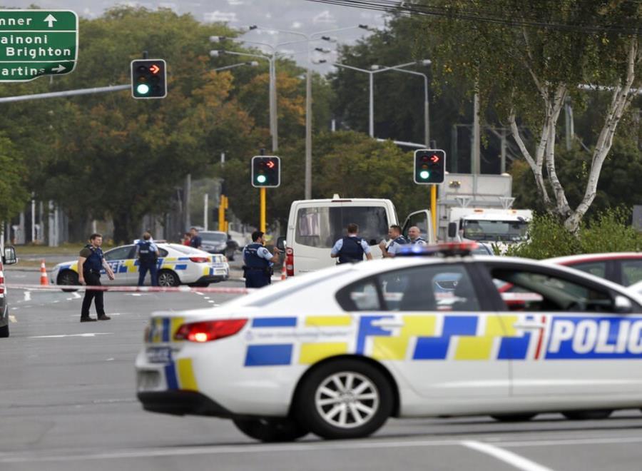 El ataque a las mezquitas en Nueva Zelanda causó medio centenar de muertos y que fue retransmitido en directo en Facebook. (semisquare-x3)