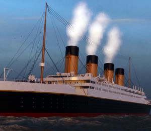 Quieren hacer controversial expedición en el Titanic