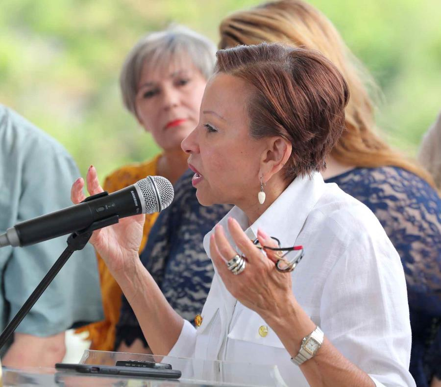 La congresista Nydia Velázquez ayudó a legislar la ley Promesa. (GFR Media) (semisquare-x3)