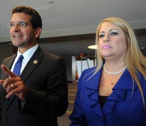 Chocan los bandos de Pedro Pierluisi y Wanda Vázquez