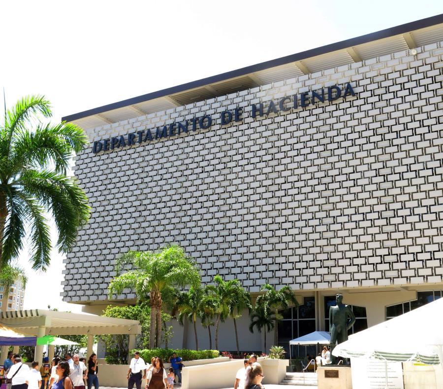 Sede del Departamento de Hacienda en el Viejo San Juan. (GFR Media) (semisquare-x3)