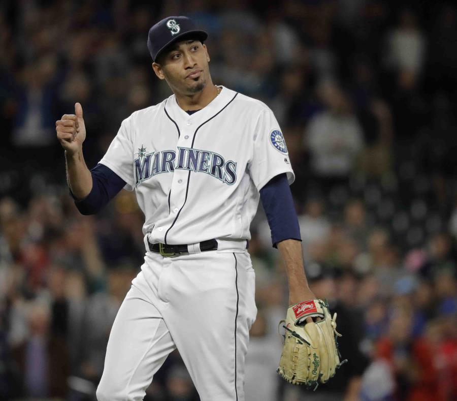 """Edwin """"Sugar"""" Díaz pasa la prueba física de los Mets (semisquare-x3)"""