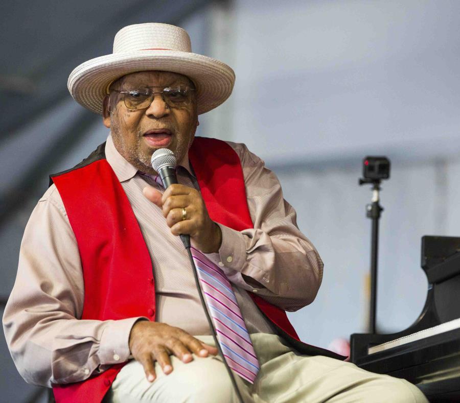 Falleció Ellis Marsalis, patriarca del jazz de Nueva Orléans