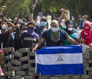 La ola de violencia y muerte en Nicaragua