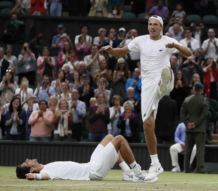 Melo y Kubot se consagran campeones de dobles en Wimbledon (semisquare-x3)