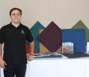Custom Carpets experimentó un aumento de 90% en ventas en su segundo año