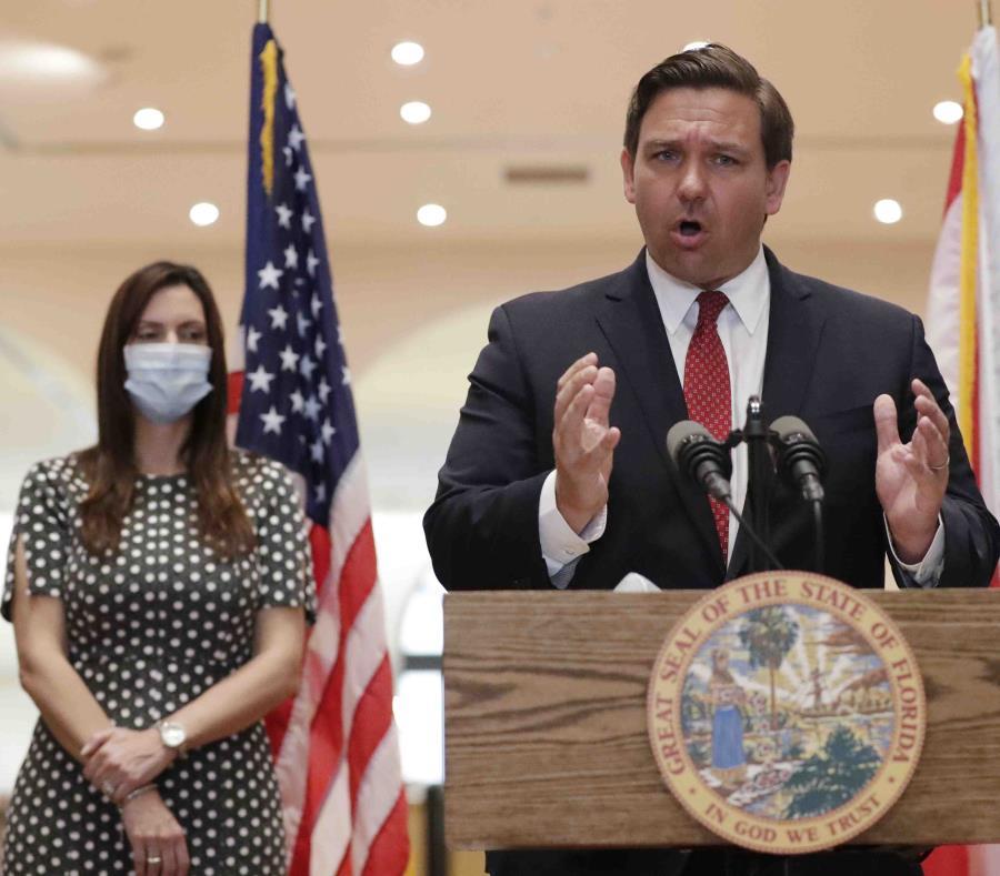 Florida llegó este sábado a los 50.000 casos de Covid-19