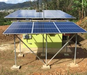Radio Casa Pueblo es la primera emisora operada con energía solar