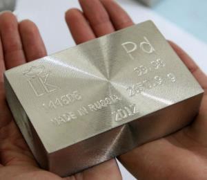 Paladio, el mineral que superó el valor del oro por primera vez en 16 años