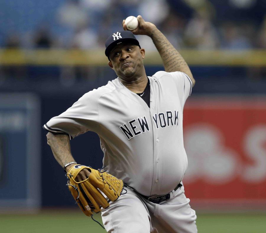 Yankees firman a CC Sabathia por un año y $8 millones — Reporte