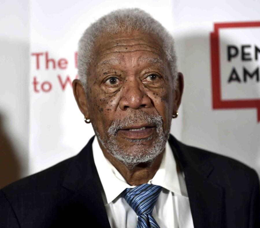 Morgan Freeman  es acusado de acoso sexual (semisquare-x3)