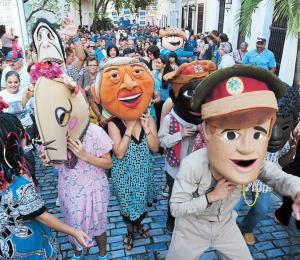 Mira el calendario artístico de las Fiestas de la Calle San Sebastián
