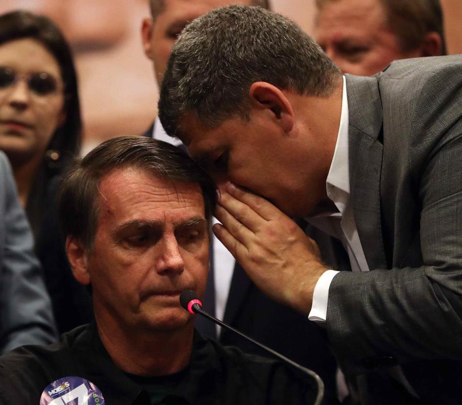 Haddad denunció a Bolsonaro por una campaña sucia en redes sociales — Brasil