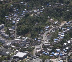 """Peter Gaynor: """"Ha sido un reto construir la capacidad administrativa en Puerto Rico"""""""