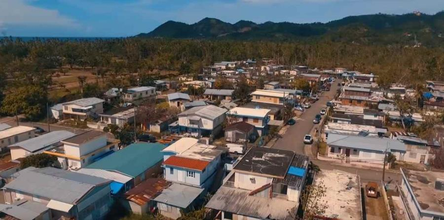 Estudiantes documentaron la historia de varios puertorriqueños tras el paso del huracán María. (Captura de pantalla) (horizontal-x3)