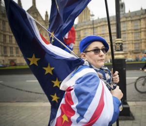 Gran Bretaña podría barajar un segundo referéndum del Brexit