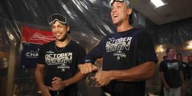 Los Yankees de Nueva York consiguen el título de la division Este