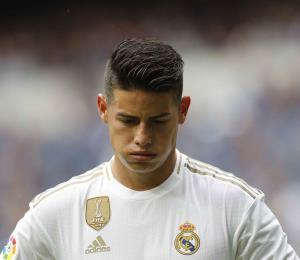 La segunda oportunidad de James Rodríguez con el Real Madrid