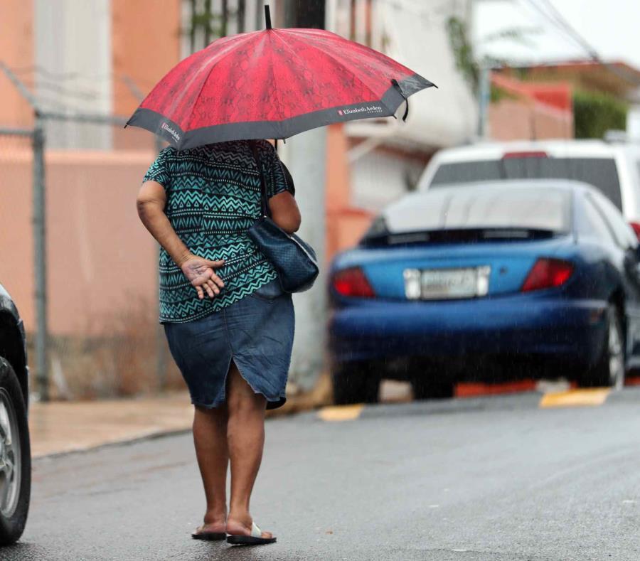 Las lluvias se podrían reportar sobre sectores del interior, oeste y noroeste de la isla. (GFR Media) (semisquare-x3)