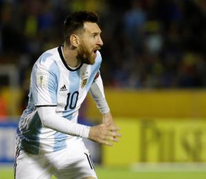 Las M de Messi y Maradona