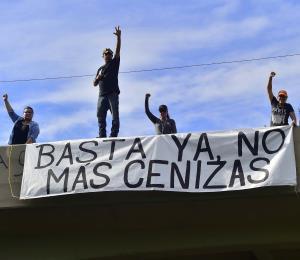 Un Frente de Puerto Rico contra las cenizas de carbón