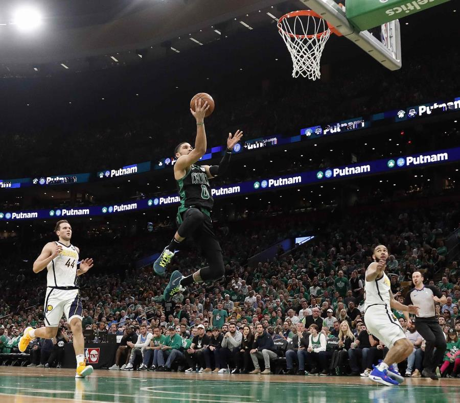 84-74: Los Celtics no fallan en el arranque de playoff