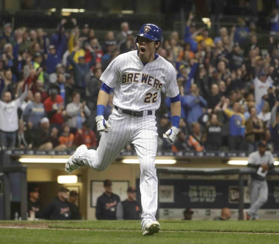Milwaukee y Dodgers se metieron en los playoff de Grandes Ligas