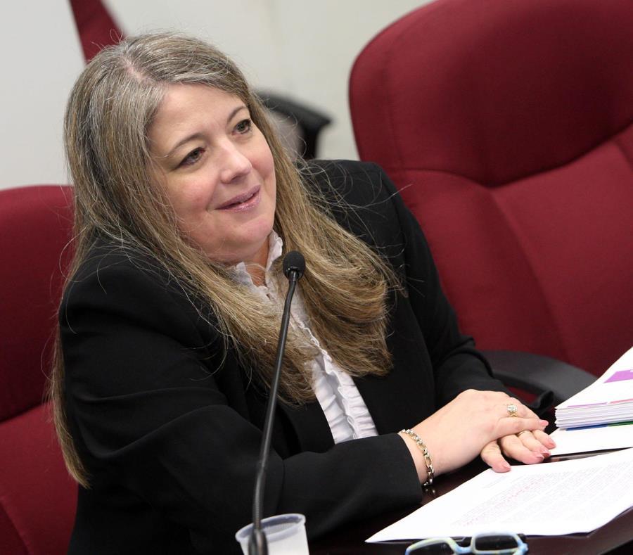 Iraelia Pernas, presidenta de Acodese, advirtió que los seguros de líneas excedentes limitarían los derechos de los consumidores (semisquare-x3)