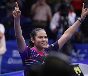 Adriana Díaz defenderá su campeonato en la Copa Panamericana