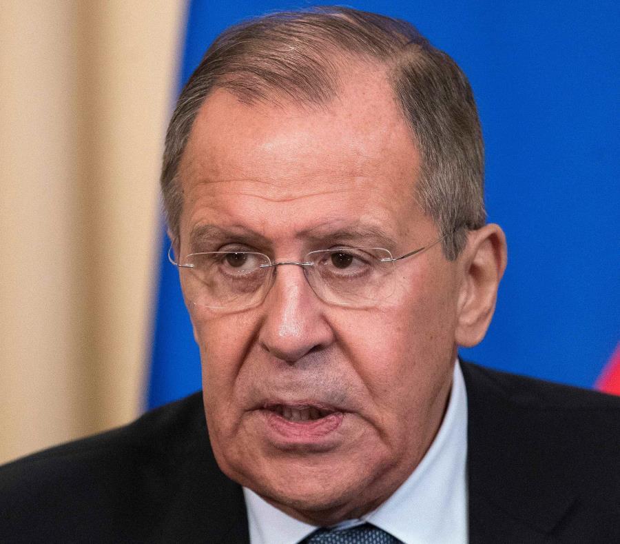 El ministro de Relaciones Exteriores de Rusia, Sergey Lavrov, indicó que los análisis del agente neurotóxico utilizado en el envenenamiento del ex espía ruso apuntan a que el agente fue producido en el Occidente. (semisquare-x3)
