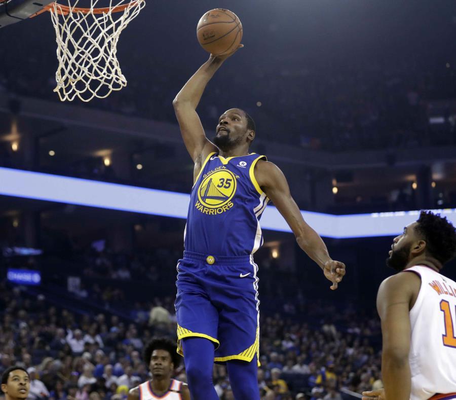 Kevin Durant. (AP) (semisquare-x3)