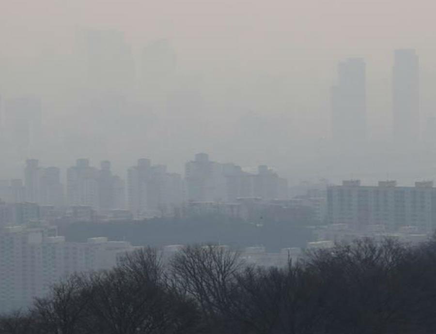 Nueve ciudades chilenas figuran entre las 10 más contaminadas de Sudamérica