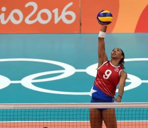 """Aury Cruz """"hace falta"""" en la Selección Nacional de Voleibol femenino"""