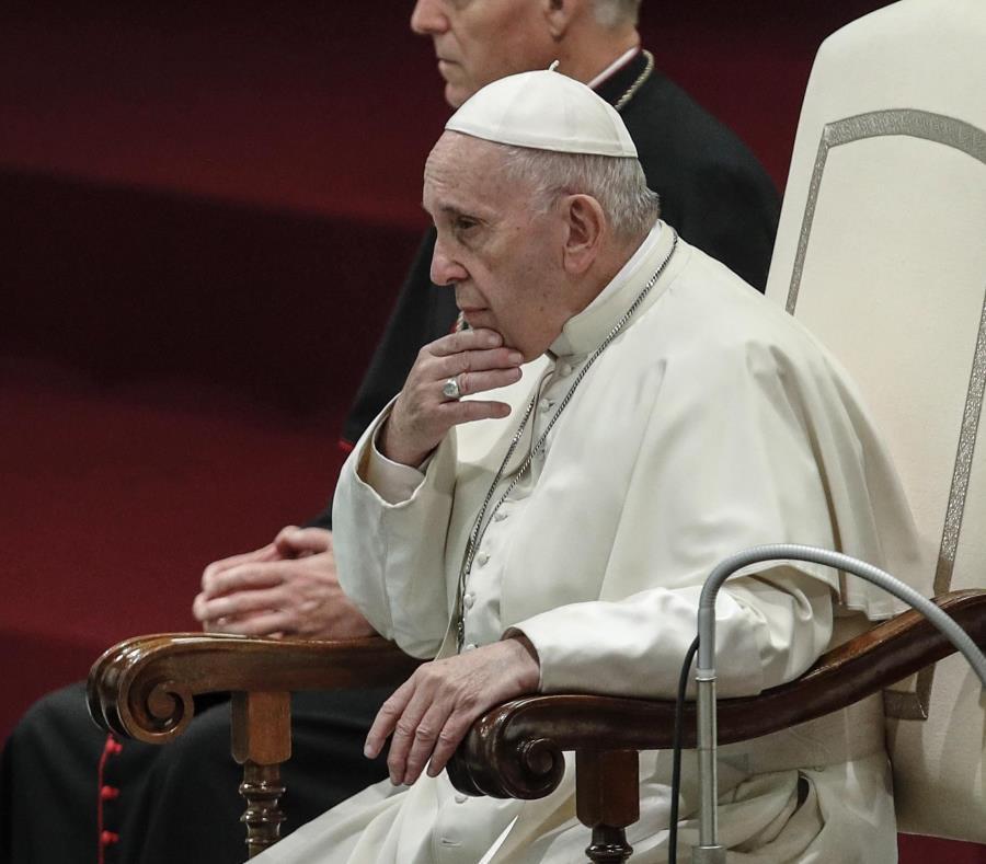 Papa Francisco promete que abusos sexuales en iglesia no quedarán impunes