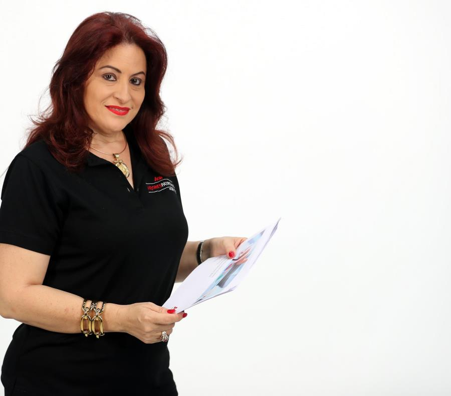 Wanda Piña, consultora senior de AON (semisquare-x3)
