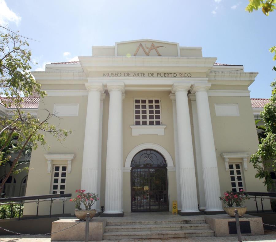 El Museo de Arte de Puerto Rico es uno de los pocos que ha salido en defensa de su patrimonio cultural. (semisquare-x3)