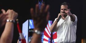 Ricardo Rosselló disfrutó de los Premios Tu Música Urbano