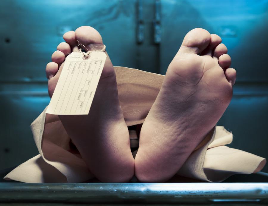 Estudio demuestra que los cadáveres humanos se siguen moviendo después de descomponerse