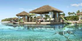 Estrenarán primeras cabañas flotantes en Bahamas