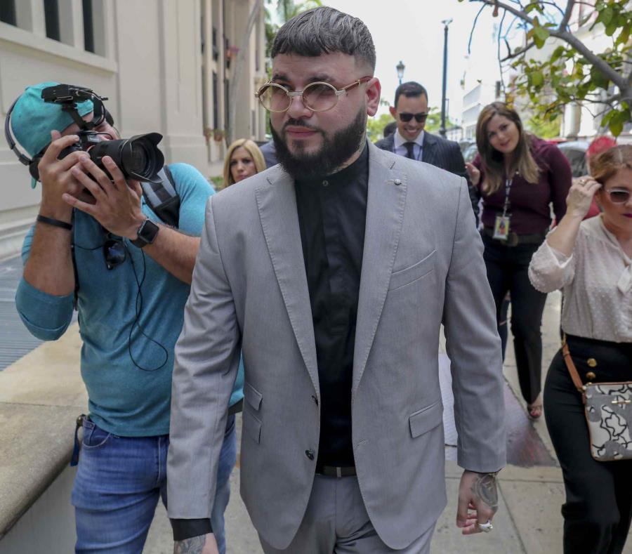 Tres años de libertad condicional para el cantante de reggaeton Farruko