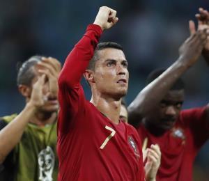 Cristiano Ronaldo brilla ante Messi y Neymar