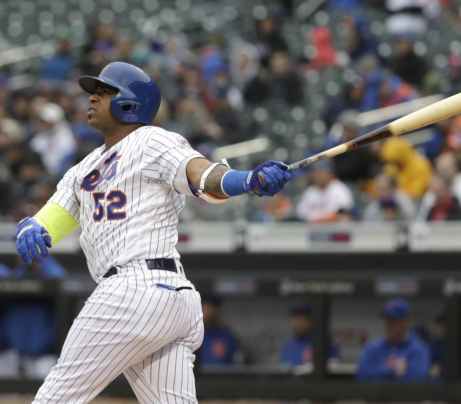 Yoenis Céspedes confía en integrarse a los Mets esta campaña