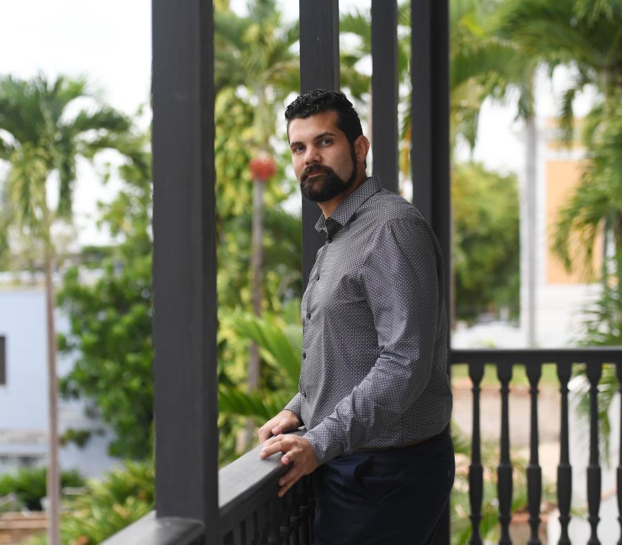 Carlos Ruiz Cortés, director del ICP y de la CAM. (semisquare-x3)