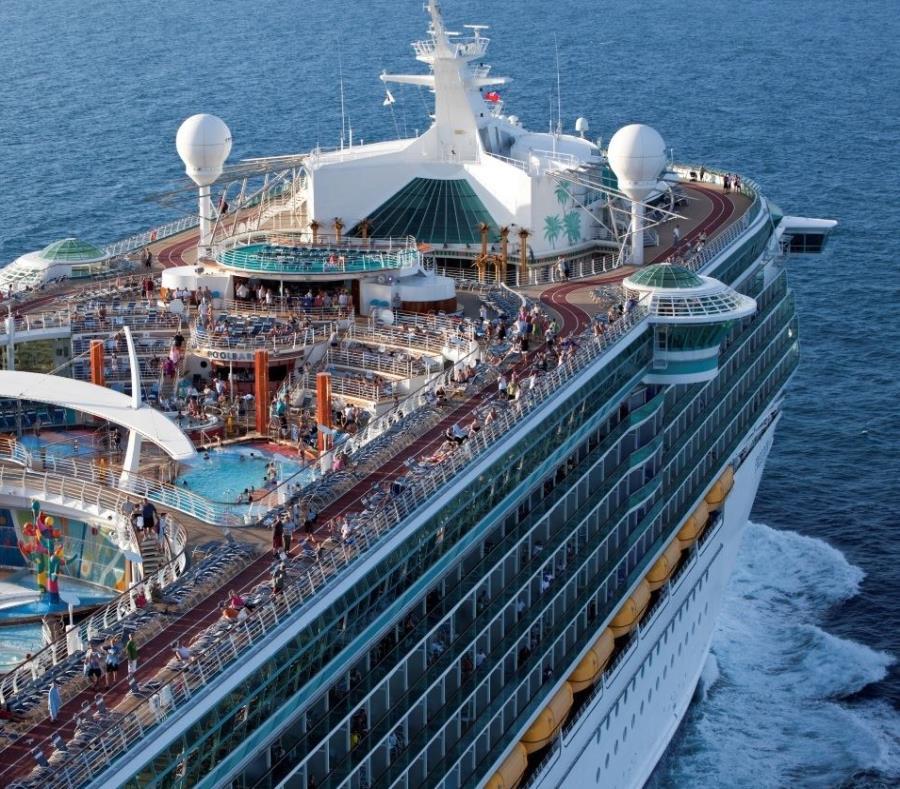 Royal Caribbean aseguró que maneja todos sus barcos con