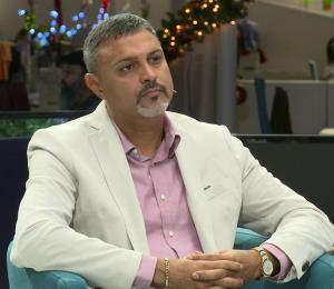 Eddie Casiano presenta su visión sobre la Selección Nacional Baloncesto