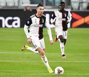 Cristiano Ronaldo y el Juventus renuncian a parte de sus salarios