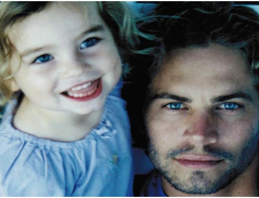 Asi luce Meadow, hija de Paul Walker